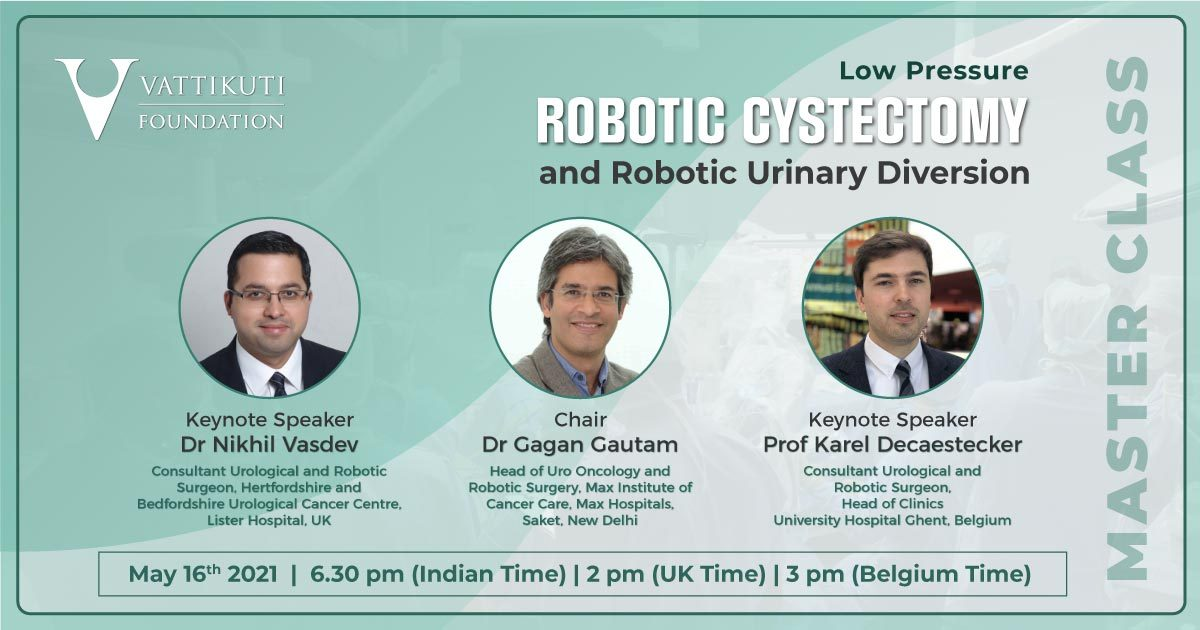 Low-Pressure-Robotic-Cystectomy-And-Robotic-Urinary-Diversion